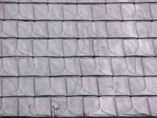 Metal Shingles Mixing Old And New