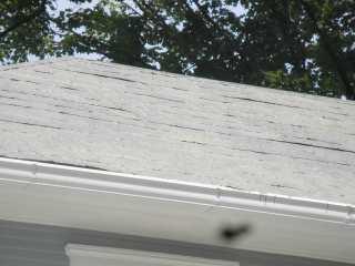 Washington Dc Metal Shingle Roof A Single Coat